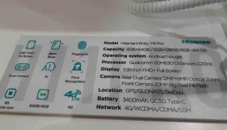 Hands On Hisense A2 Pro: O telefone com 2 ecrãs 15