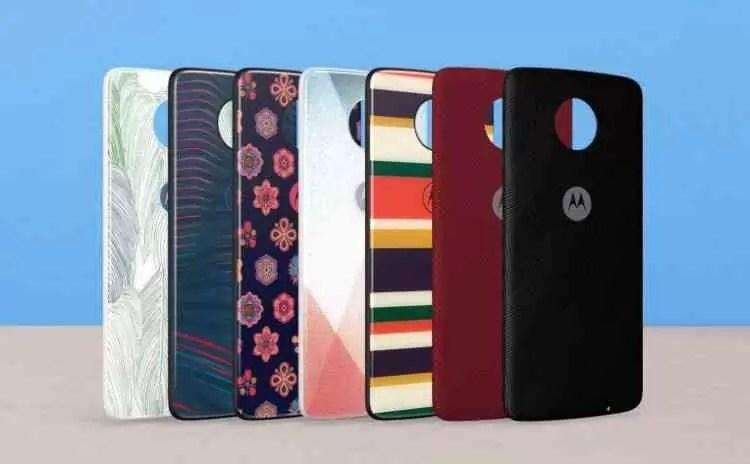 Os mais recentes Style Shells da Motorola são feitos de Gorilla Glass 1