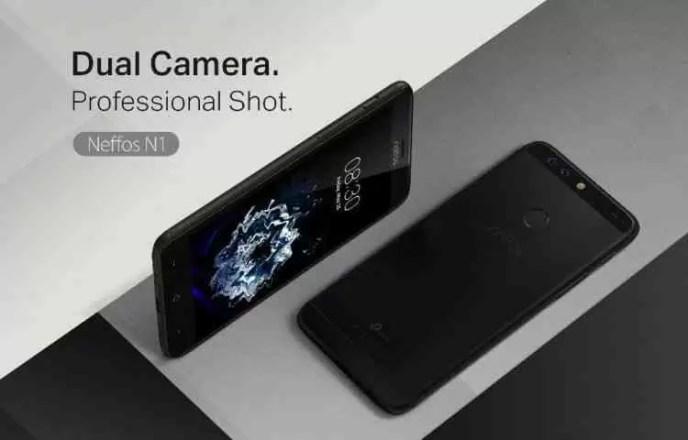 Neffos N1 é o novo smartphone da TP-Link 1