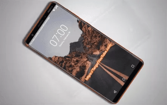 Nokia 7 Plus volta a aparecer com um design deslumbrante 3