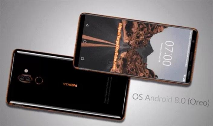 Nokia 7 Plus volta a aparecer com um design deslumbrante 2