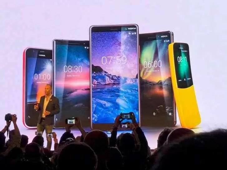 A Nokia quer (voltar a) ser uma fabricante de smartphones de Top 5 em 3-5 anos 1