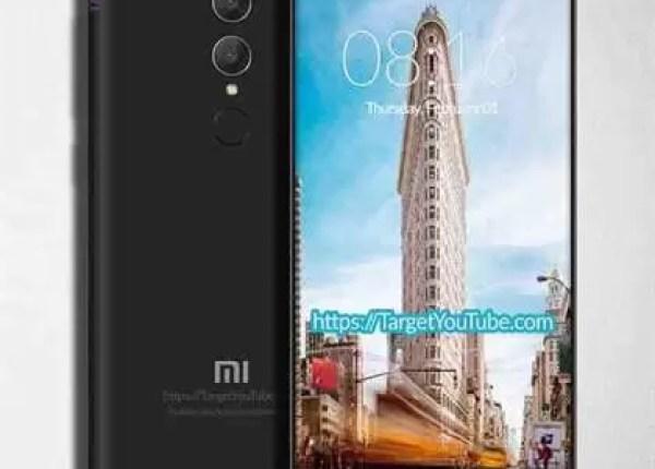 Renders (fantásticos) do Xiaomi Redmi Note 5 aparecem online 2