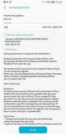 Atualização Samsung Galaxy S8 Oreo agora disponível em mais mercados 3