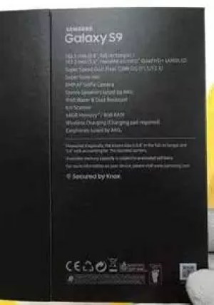 Samsung Galaxy S9 terá colunas stereo assim como '3D emoji' 1