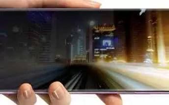Samsung Galaxy S9 + no Geekbench com pontuações record 2