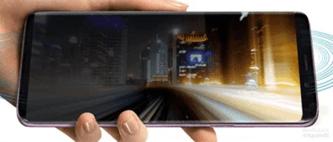 Samsung Galaxy S9 & S9 +: Todas as informações, imagens e especificações 2