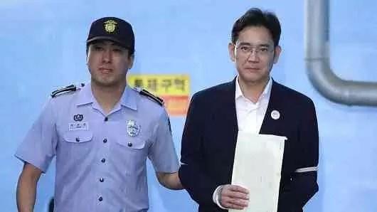 Vice Presidente da Samsung, Jay Y. Lee, libertado da prisão 1