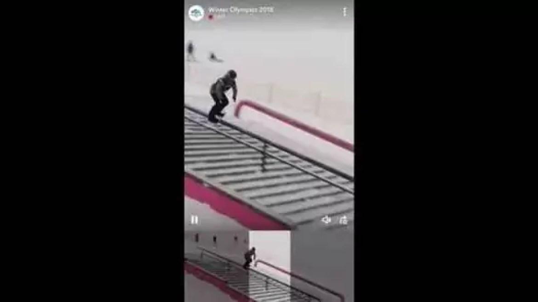 Snapchat apresenta vídeo ao vivo e vai transmitir Jogos Olimpicos de Inverno 1