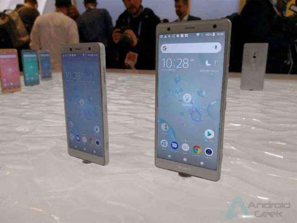 Sony Xperia XZ2 e XZ2 Compact Em Pré Reserva na Europa com muitas ofertas 2