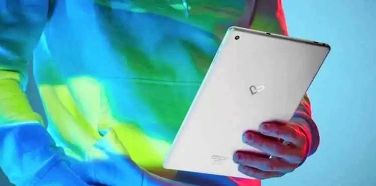 Energy Tablet 10'' Pro 4: uma experiência sonora completa em um dispositivo com ecrã de 10,1 polegadas 1