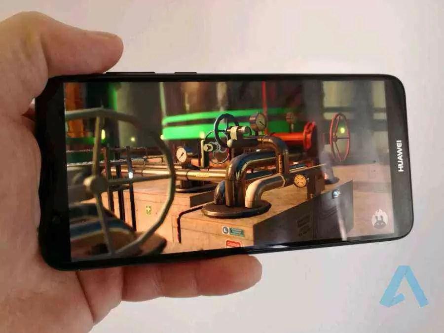 Análise Huawei P Smart uma escolha inteligente 6