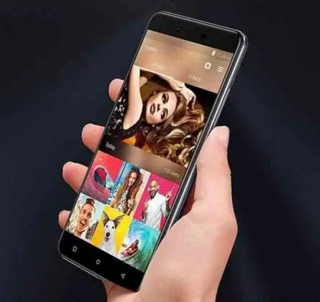 BLU Vivo XL3 dá o primeiro grande passo fora da China com Android Oreo, reconhecimento facial e exibição 18: 9 1