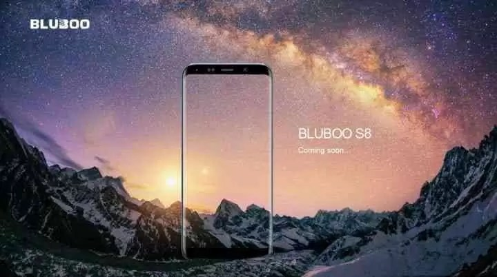 BLUBOO S8 Plus 4G sem Bezels sem exageros (no preço) 1