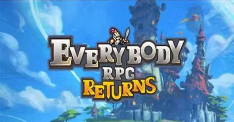 Everybody's RPG antes era 0,79 € e agora está grátis no Google Play 1