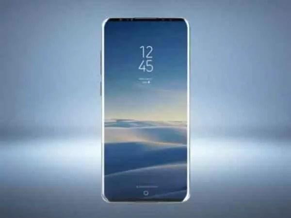 Galaxy S10 com reconhecimento facial 3D e Scan de impressão digital no ecrã 1