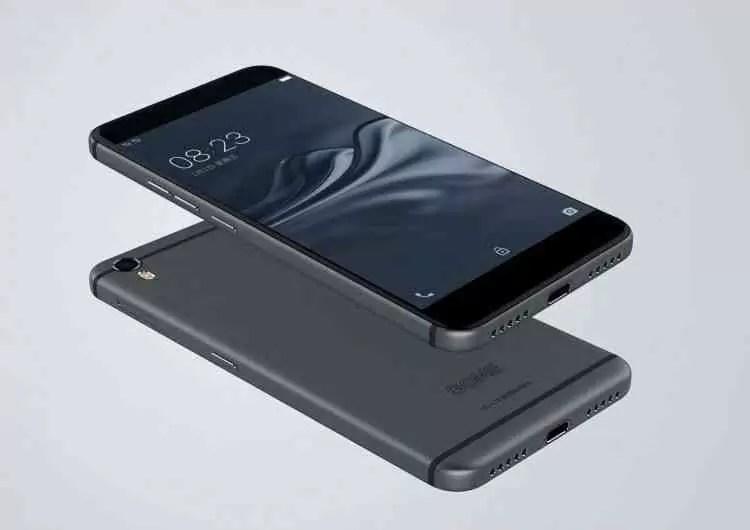 GOME K1 é um Smartphone ilustre e desconhecido com Sensor de Iris e muito mais 4