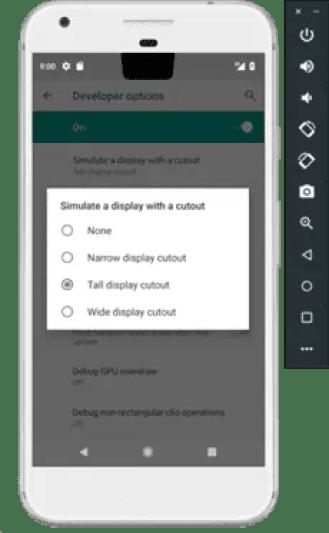 Google anuncia o Android P; suporte para o Notch, API multi-camera, e muito mais 1