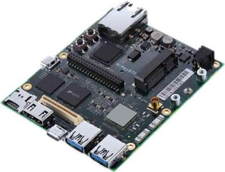 Huawei e Linaro lançam a board HiKey 970 com o Kirin 970 (ao estilo Raspberry Pi) 1