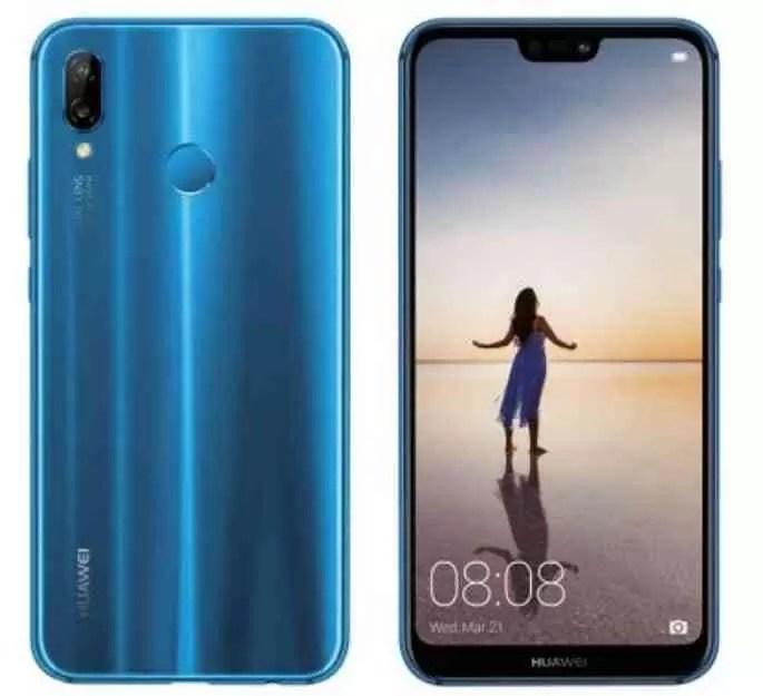 Huawei lança Nova 3e dia 20 de Março com Notch e dupla câmara 3