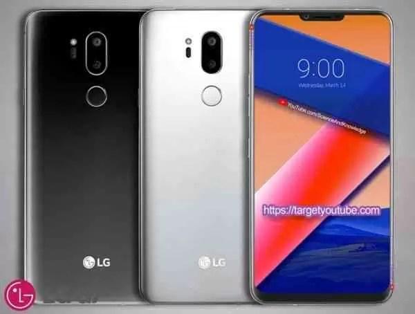 Adeus LG G7, Olá LG G7 ThinkQ 1
