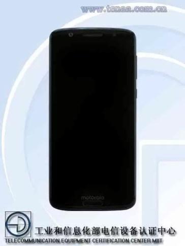 Motorola Moto G6 revelado em certificação com especificações 1