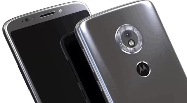 Linha Moto G6 da Motorola dá mais um passo na direcção do lançamento 1