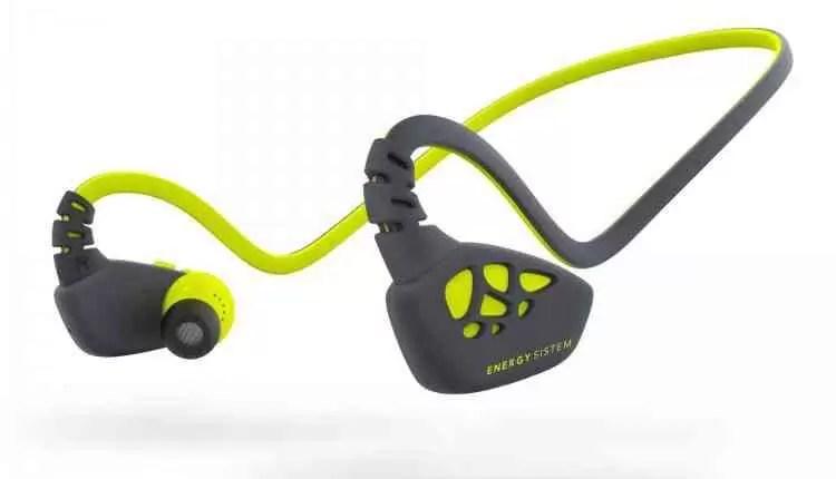 Novos Energy Earphones Sport 3 Bluetooth com tecnologia aptX 3
