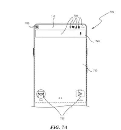 Patente da Essential mostra possível solução para o fim dos entalhes 6
