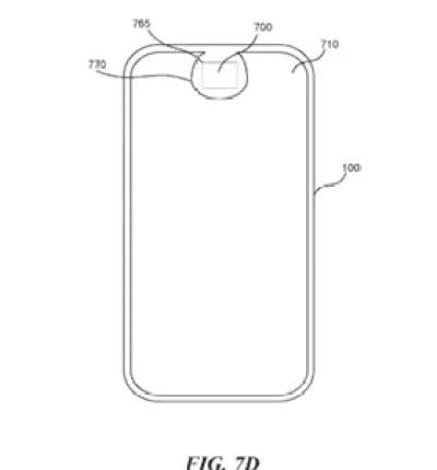 Patente da Essential mostra possível solução para o fim dos entalhes 9