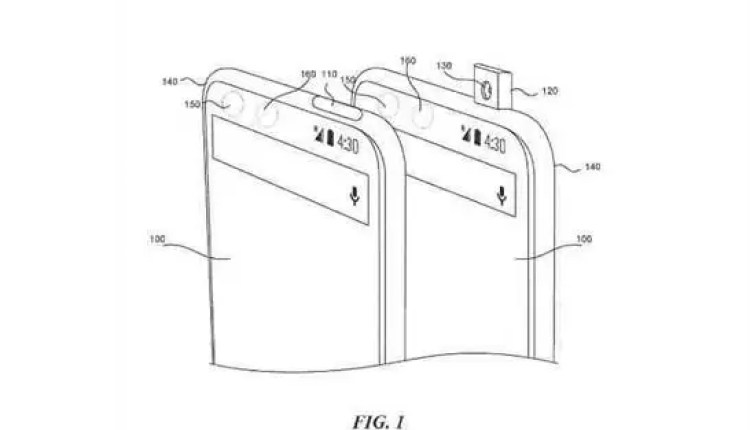 Patente da Essential mostra possível solução para o fim dos entalhes 1