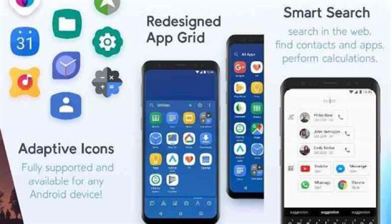 Smart Launcher 5 lançado com interface de utilizador e recursos atualizados 1