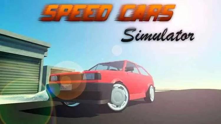 Speed Cars Simulator da CinS acaba de chegar ao Google Play 1