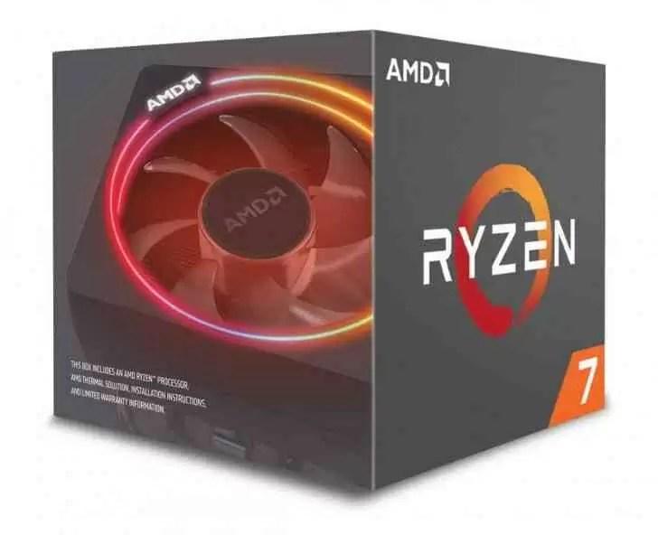 AMD anuncia a segunda geração de processadores Ryzen 1