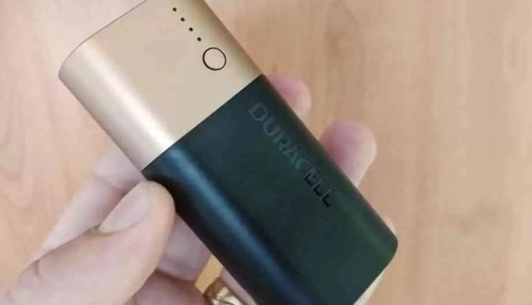 Análise Duracell Powerbank 48 horas 3