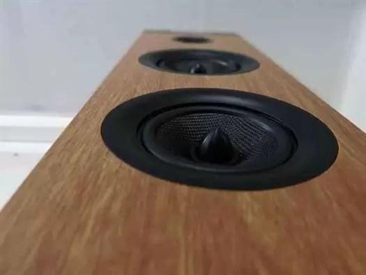 Analise Energy Tower 8 g2 Wood a mesma qualidade num pacote mais clássico 6