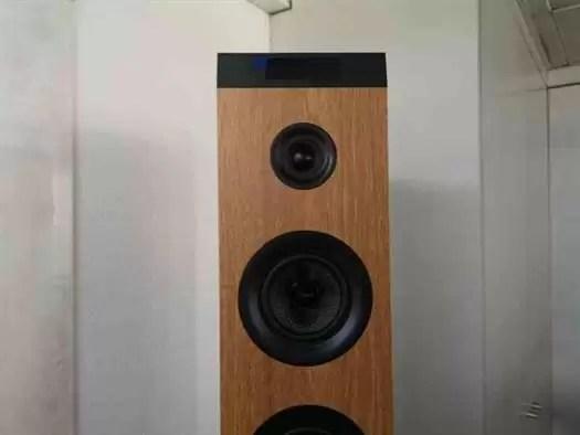 Analise Energy Tower 8 g2 Wood a mesma qualidade num pacote mais clássico 13