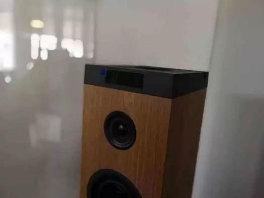 Analise Energy Tower 8 g2 Wood a mesma qualidade num pacote mais clássico 10