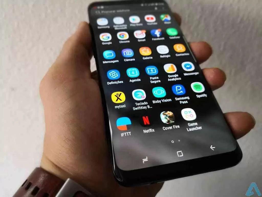 Análise Samsung Galaxy S9+ simplesmente o melhor Galaxy de sempre 5