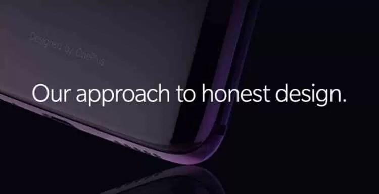 CEO da Oneplus está apaixonado pela traseira em vidro do OnePlus 6 1