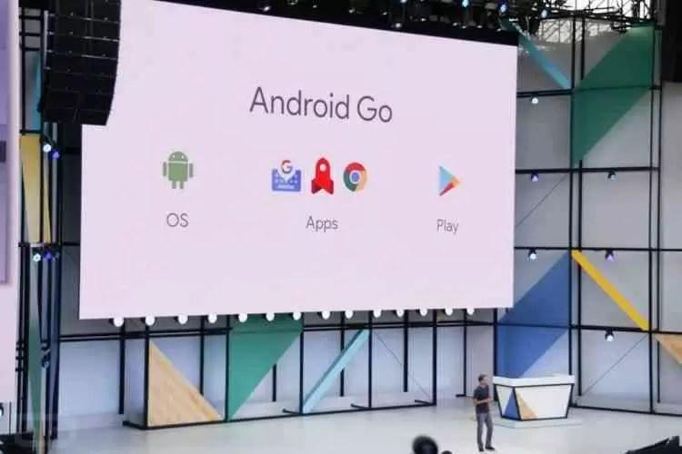 Equipamentos Huawei com Android Go prestes a chegar 1