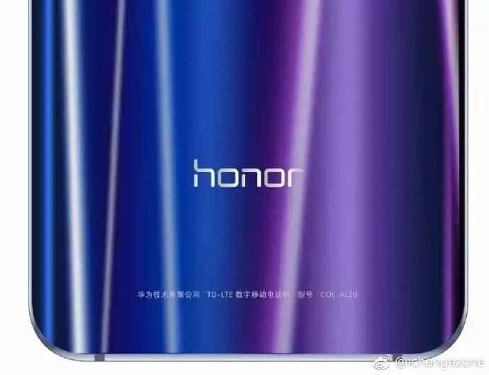 Honor 10 vê reveladas todas as suas especificações 1