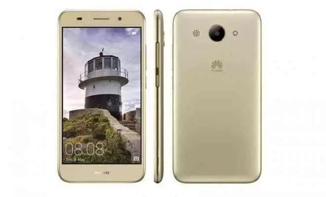 Huawei Y3, Y5 Prime e Y6 (2018) aparecem em imagens 1