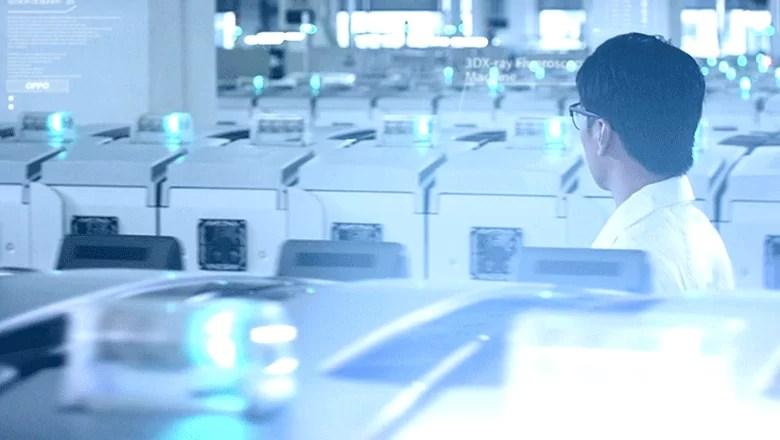 Oppo quer ser como a Huawei e investe forte em 5G e IA 1