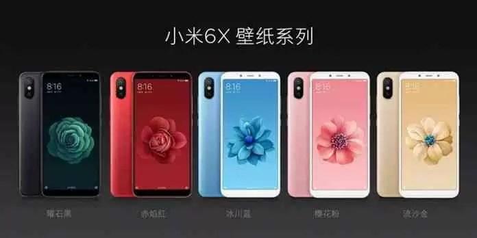 Sabe tudo sobre o Xiaomi Mi 6X aqui antes do lançamento 3