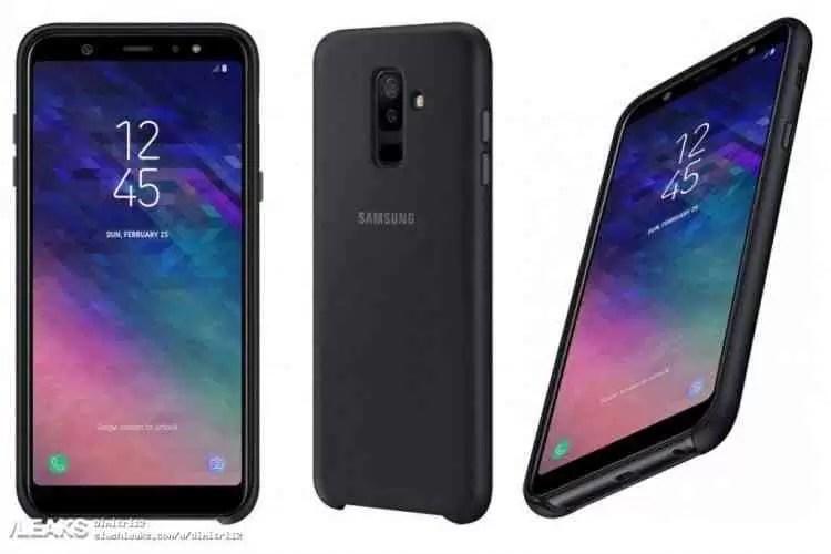 Samsung Galaxy A6 (2018) e A6+ (2018) preços e especificações reveladas 3