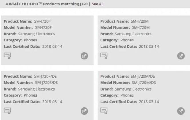 Suposto Samsung Galaxy J7 (2018) passa pela entidade reguladora e por teste de benchmark 2