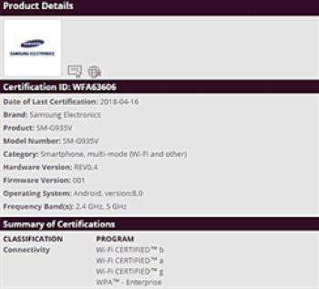 Atualização Oreo Samsung Galaxy S7 / S7 Edge parece iminente 4