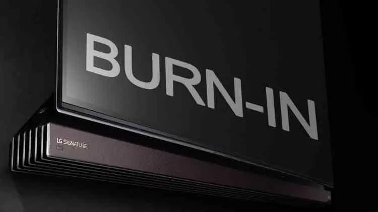 Samsung ridiculariza Burn In dos televisores OLED da LG 1