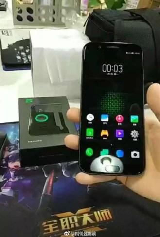 Suposto Black Shark da Xiaomi revelado em curto video hands on 1